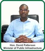 Hon. David Patterson